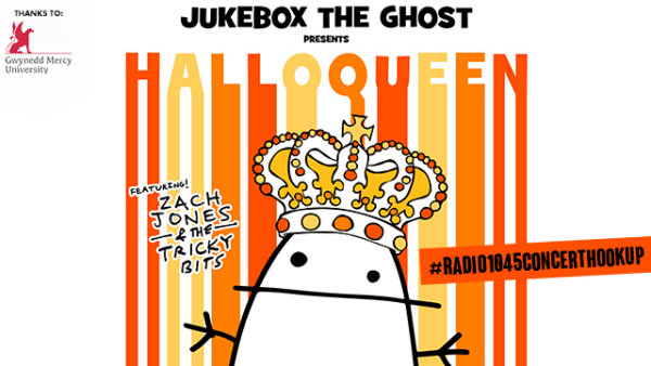 None - GUEST LIST: Jukebox The Ghost's HalloQueen + Studio Session