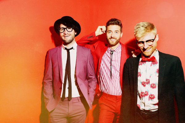 None - Win Your Invites: Jukebox The Ghost Studio Session – TUES OCT 29th @ 4p