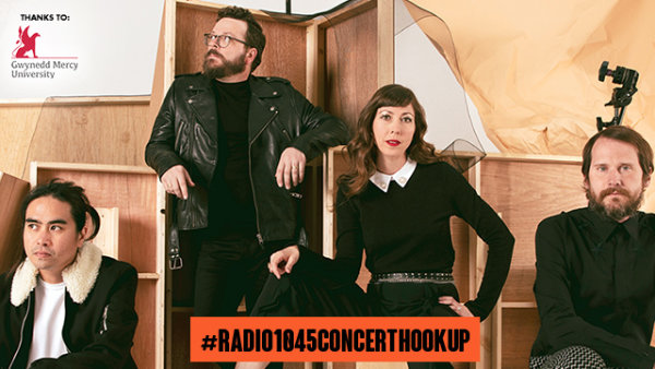 None - #Radio1045ConcertHookup: Silversun Pickups @ The Fillmore