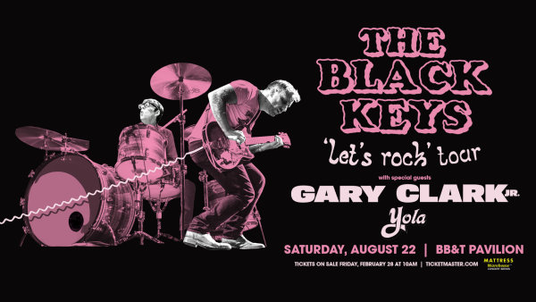 image for See The Black Keys @ BB&T Pavilion AND @ Red Rocks - Get on the Guest List!