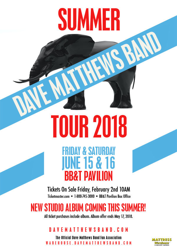 Win DMB Tix Before You Can Buy 'Em