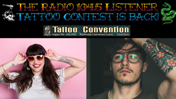 99e4f4f89 Cast your vote now for your favorite submission in our Listener Tattoo  Contest at and help us decide which ink is deserving of the $1,000 grand  prize thanks ...