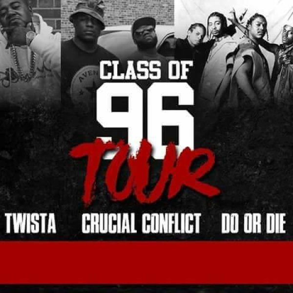 Class of 96 Tour Featuring Twista