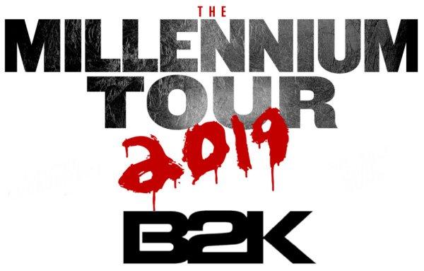 None - 101.1 the Beat Presents: The Millennium Tour