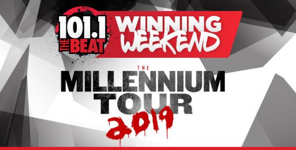 None -   Winning Weekend: The Millennium Tour