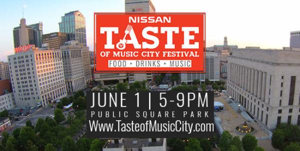 None -            Taste of Music City