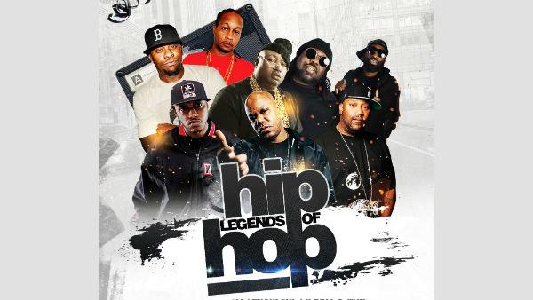 None - Legends of Hip Hop