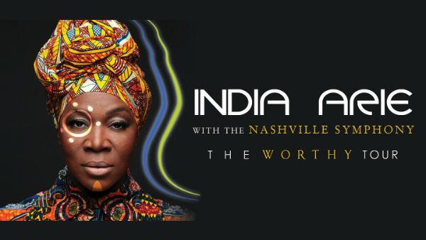 India.Arie w/ the Nashville Symphony