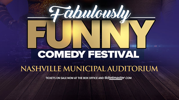 The Fabulously Funny Comedy Festival featuring Mike Epps