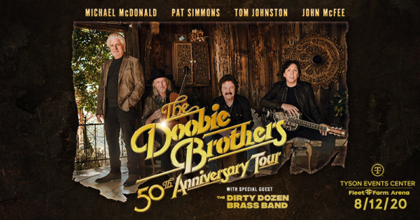 None - Register to Win Doobie Brothers Tickets!