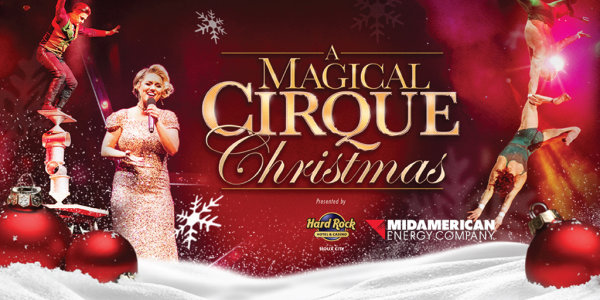 None - Win a Magical Cirque Christmas Experience On-Stage!