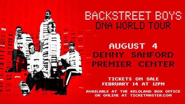 image for BackStreet Boys!