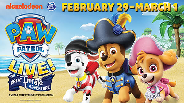 image for Win Paw Patrol VIP