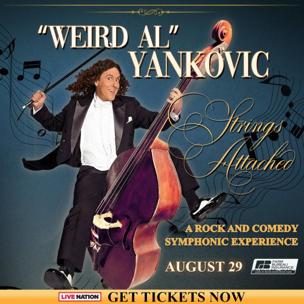 None - Win Weird Al Tickets