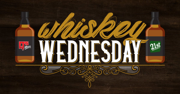 None - Whiskey Wednesday: Win Free Whiskey from 21st Amendment