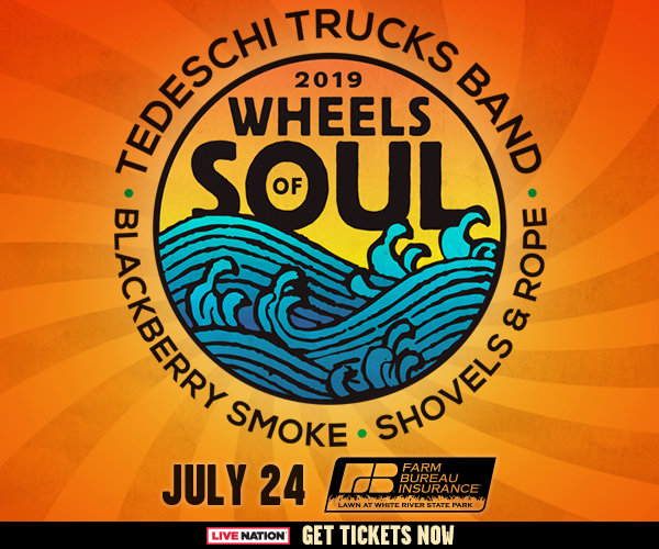 None - Win Tedeschi Trucks Band Tickets