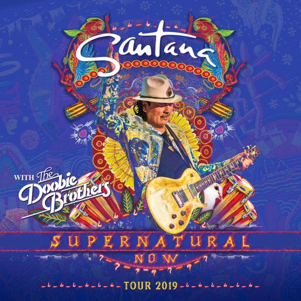 None - Win Santana Tickets