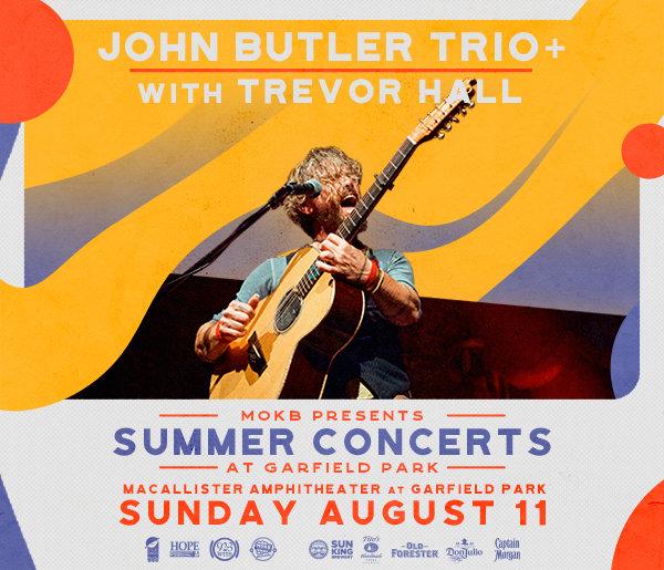 None - Win John Butler Trio Tickets