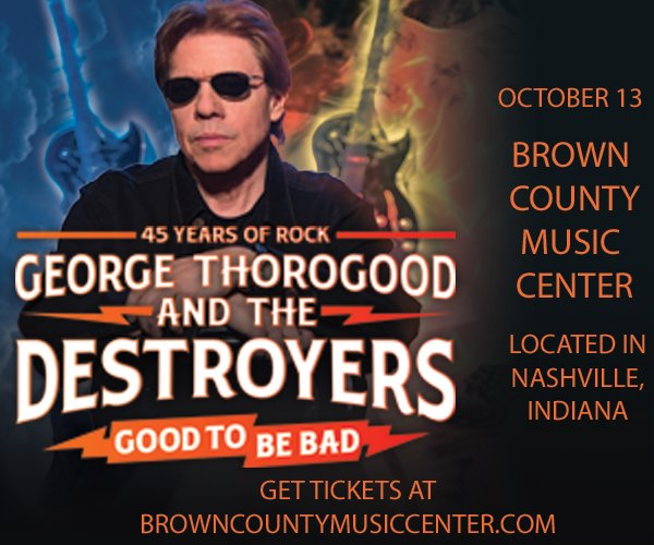 None - Win George Thorogood Tickets