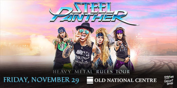 None - Win Steel Panther Tickets