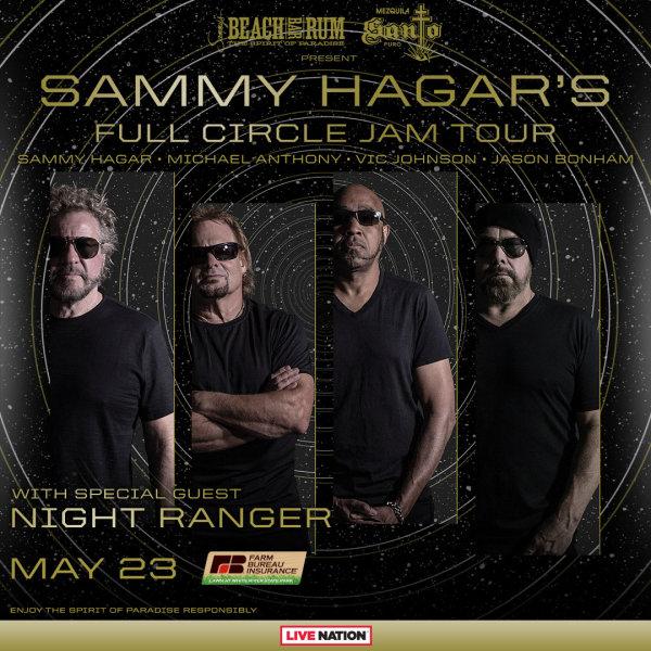 None - Win Sammy Hagar Tickets