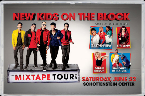 None - NKOTB: The Mixtape Tour