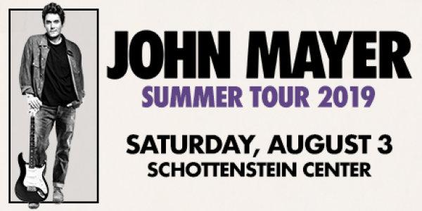 None - John Mayer At the Schott