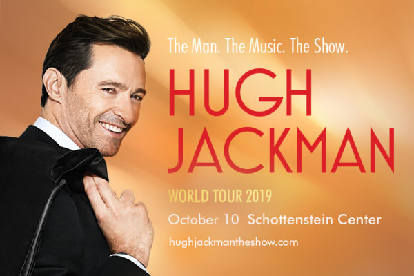 None - Hugh Jackman The Man. The Music. The Show.