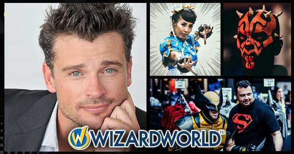 None - Meet Tom Welling at Wizard World Comic Con 2019