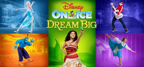 None - Disney on Ice Dream Big