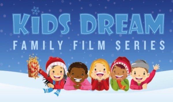 image for Winter 2020 Kids Dream Film Series