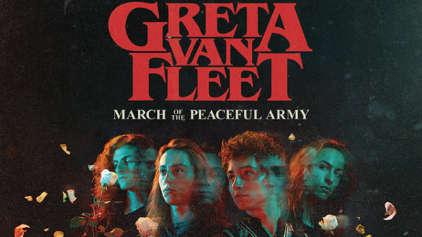 None -  Greta Van Fleet