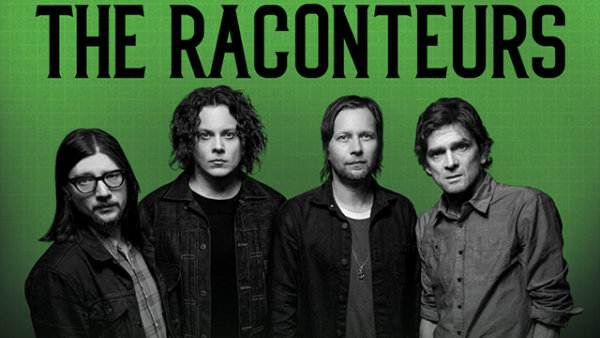 None - The Raconteurs