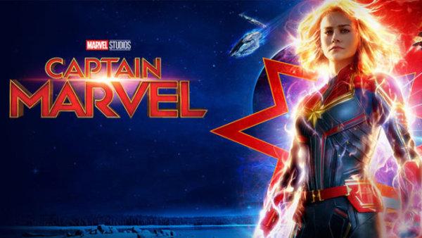 None - Captain Marvel