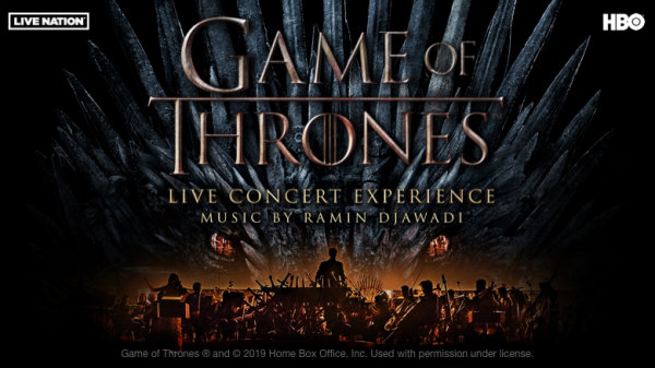 None - Game of Thrones: Live Concert Experience