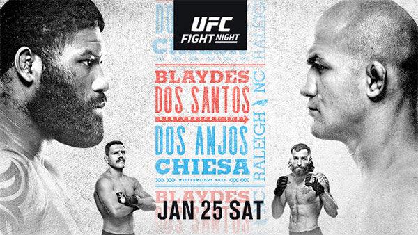 None - UFC Fight Night