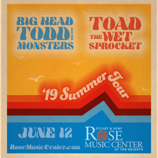 None - Big Head Todd and The Monsters and Toad The Wet Sprocket