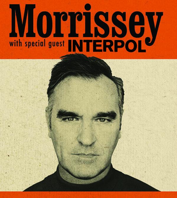 None - Morrissey at Fraze Pavilion