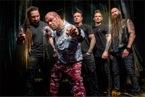 None - Five Finger Death Punch Giveaway!
