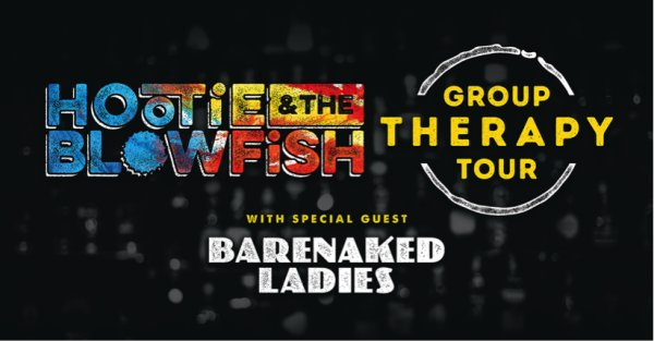 None - Win tickets to Hootie & The Blowfish and Barenaked Ladies at The AMP