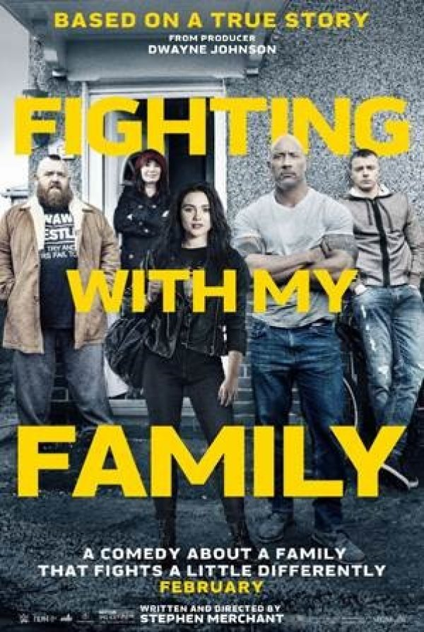 None - Fighting With My Family!