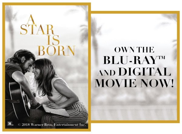 None - A STAR IS BORN