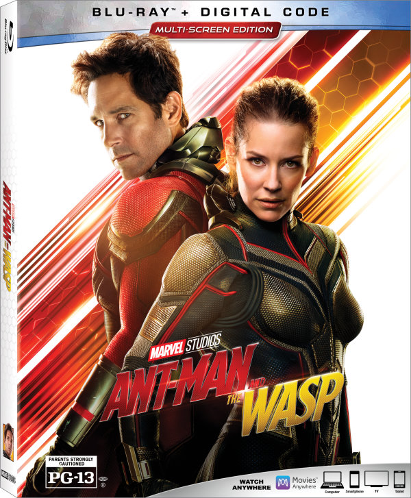 None - ANT-MAN AND THE WASP