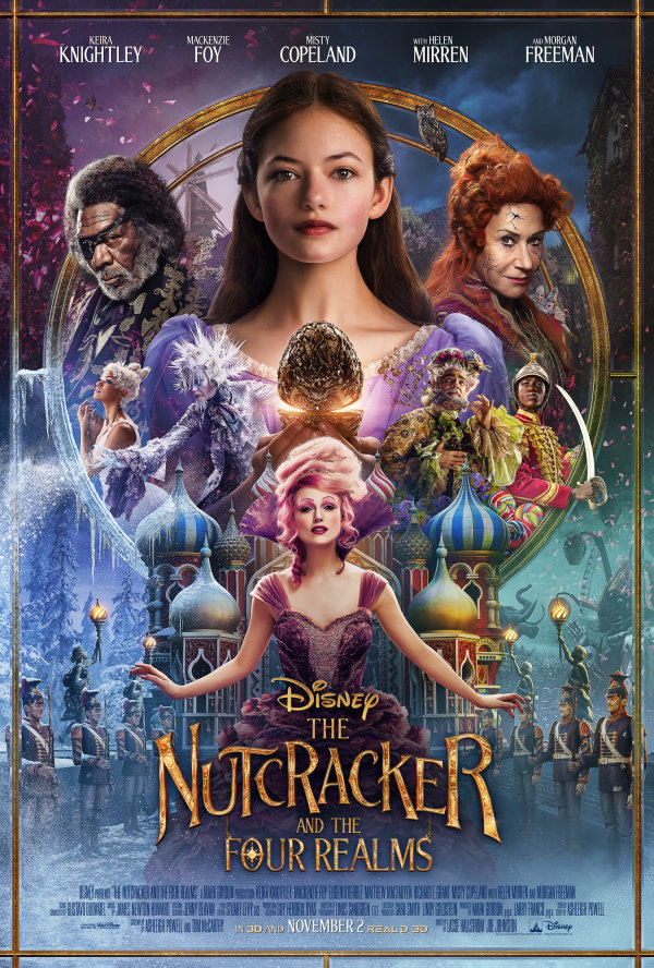 None - THE NUTCRACKER AND THE FOUR REALMS