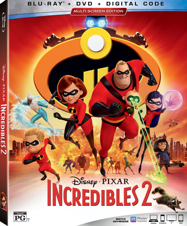 None - INCREDIBLES 2