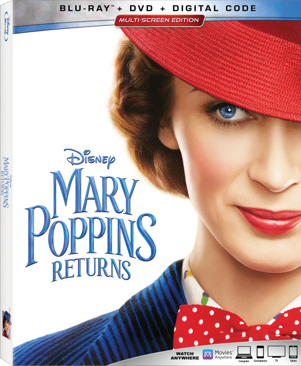 None - MARY POPPINS RETURNS