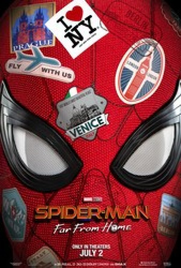 None - SPIDER-MAN FAR FROM HOME