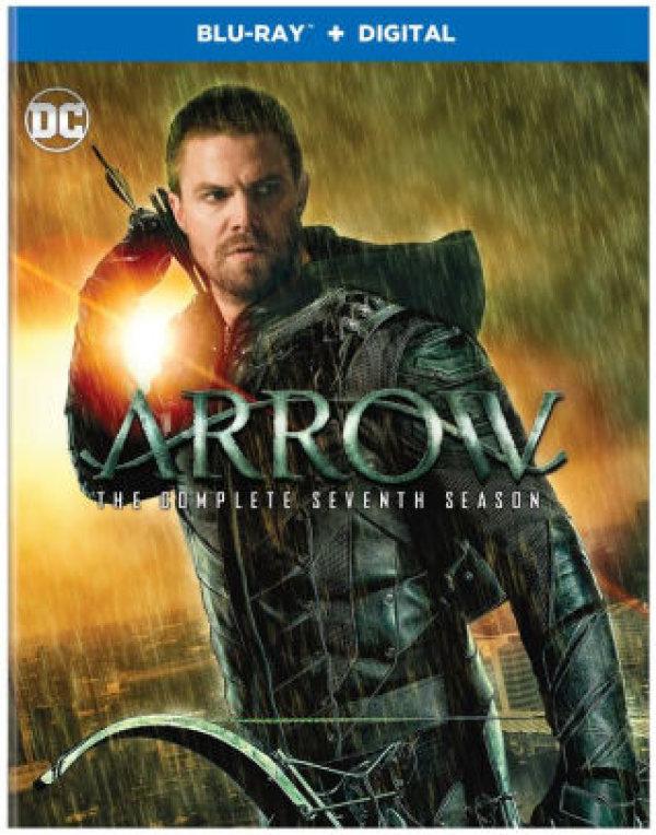 None - Arrow: The Complete Seventh Season