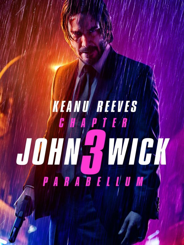 None - John Wick Chapter 3: PARABELLUM