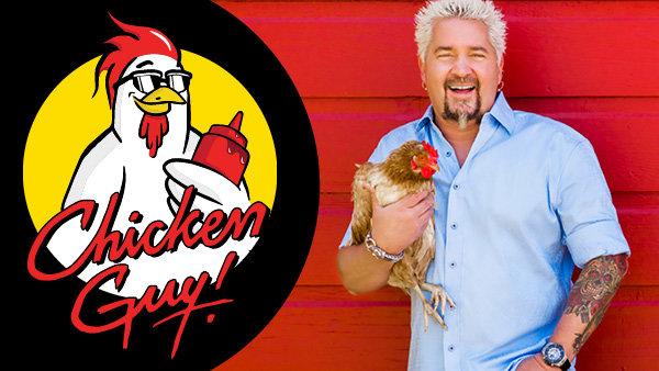 None -  Chicken Guy!